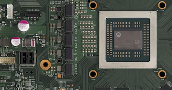 微軟 Xbox 天蠍座遊戲主機規格揭曉:規格狂電PS4 Pro ,為史上規格最強的遊戲主機 | T客邦