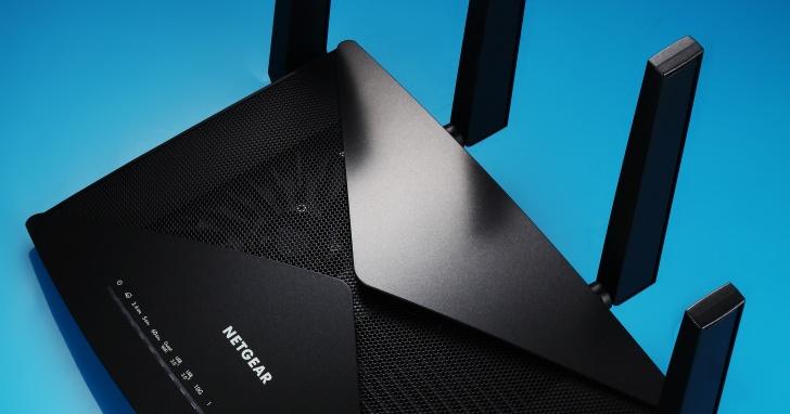 NETGEAR Nighthawk X10 R9000- 挾強大效能跨入802.11ad 領域