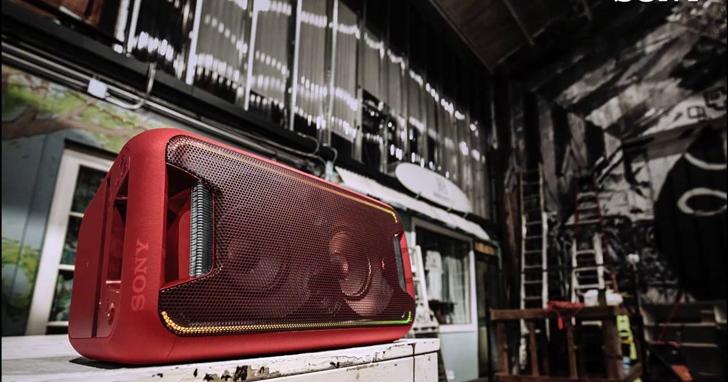Sony 發表 EXTRA BASS 系列藍牙喇叭、降噪耳機、運動耳機,提供動次動次重低音感
