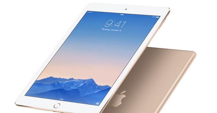 現在如果你的 iPad 4 壞了拿回蘋果維修,蘋果可能會直接換台 iPad Air 2 給你