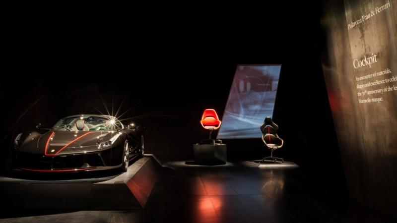 將 Ferrari 座椅原汁原味搬進你的辦公室!「Cockpit」豪華辦公椅價格也很法拉利