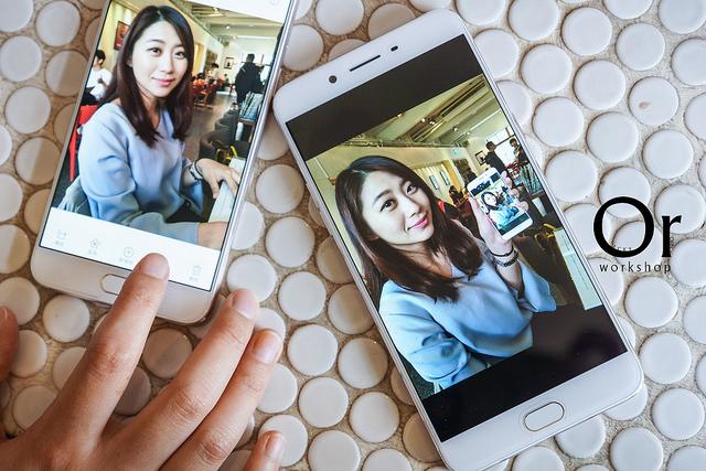 手機的一日輕旅行抓拍更精準,電影風格照片這樣拍,田馥甄代言的 OPPO R9s / R9s Plus