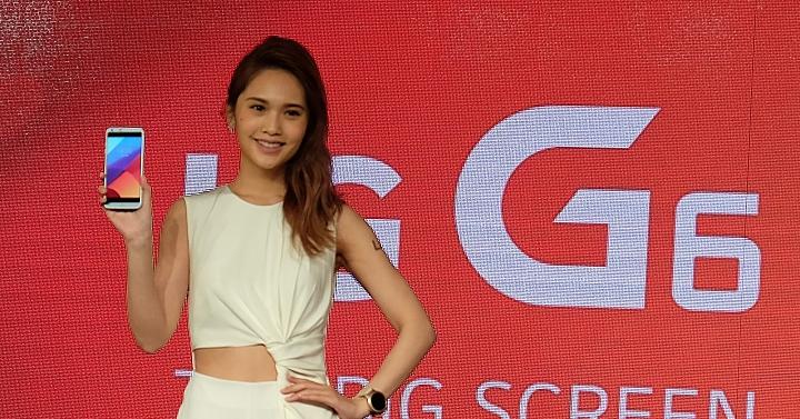 LG G6 五月開賣售價 24,900 元,預購送購物金、延長保固、LCD 防護專案