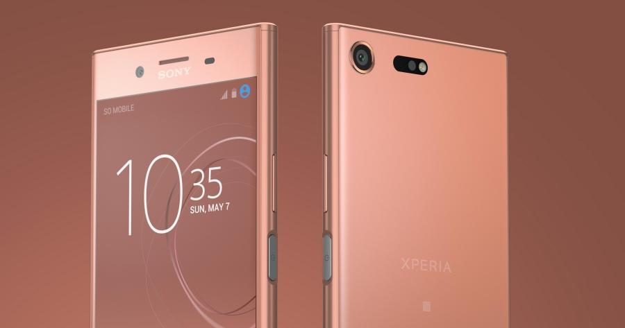 不能沒有粉紅色!即將上市的 Sony Xperia XZ Premium 將推鏡粉新色