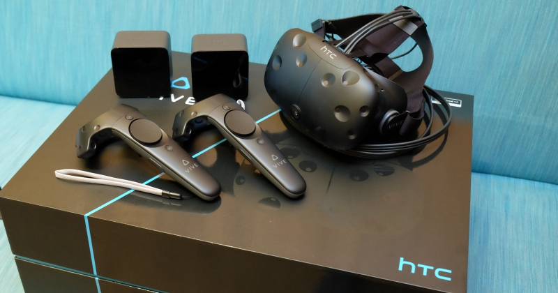HTC 推出 VIVE 租賃方案,有插座就有專人幫你裝到好