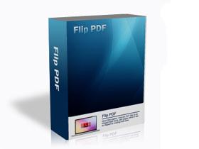 Flip PDF ,自已轉換有功能列、翻頁特效的 Flash 電子書