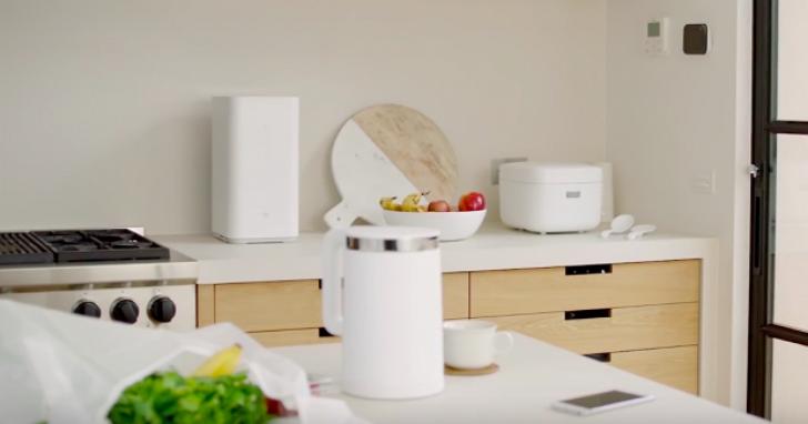 小米「米家掃地機器人」熱賣,將再接再厲將電鍋與熱水壺都搬來台灣上市