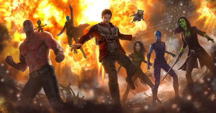 《星際異攻隊 3》將是未來十年漫威電影的重要基石
