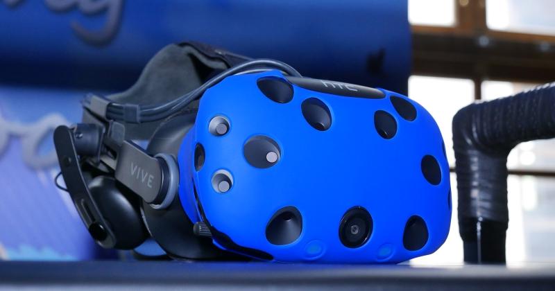 HTC 老將董俊良創立新 VR 公司,將在全台各地打造虛擬實境遊樂園