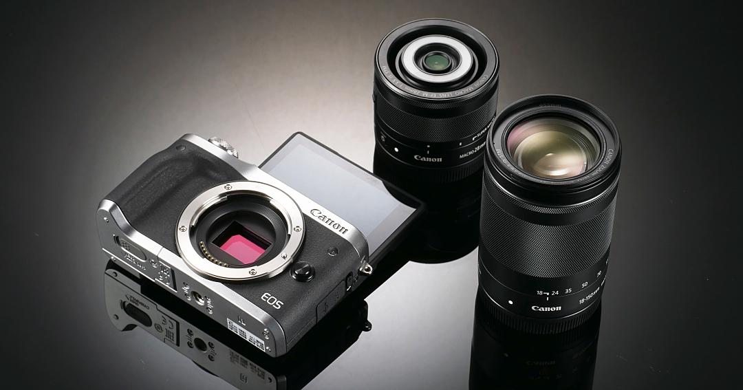 對焦升級操控進化,復古微單 Canon EOS M6 使用分享