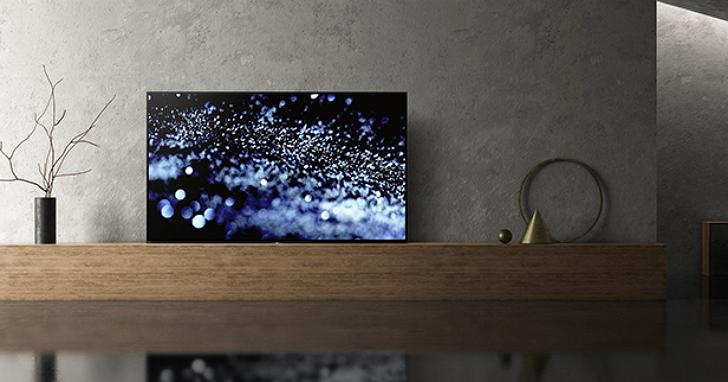 Sony發表A1 OLED 4K 電視,搭載 Triluminos Display 原色顯示技術