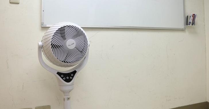 一台抵兩台!結合空氣清淨和循環扇功能的 Dayplus 創風清淨機