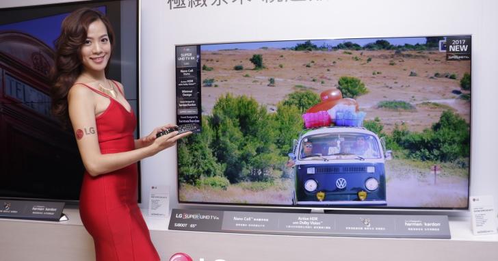 LG 在台發表奈米顯示科技 Super UHD 電視,支援三規主動式 HDR、搭載最新 webOS 3.5 系統