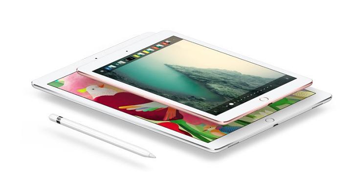 新款 iPad Pro 要來了?消息指出蘋果將在 WWDC 推出 10.5 吋新機