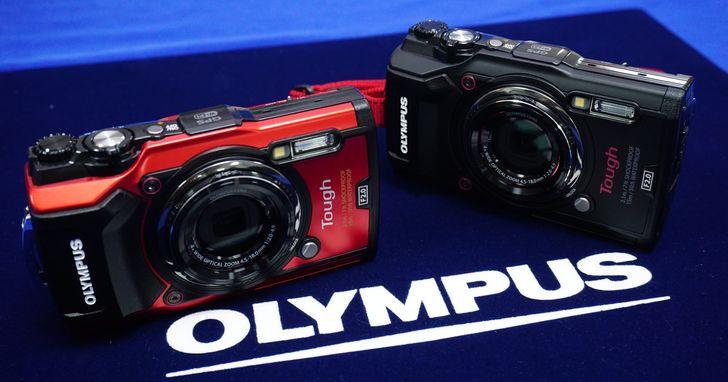 新一代防水旗艦 Olympus Tough TG-5 發表,搭載 TruePic VIII 影像處理器,帶來 4K 錄影以及實地感應器功能
