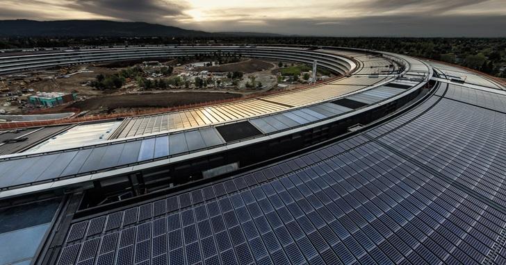 蘋果占地 71 公頃的新總部竣工,但大家的目光卻都在這個蘋果的另一個「飛盤」專利上