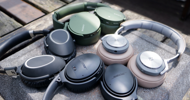 解析4 款不同價位主動式藍牙降噪耳機,降噪能力、配對速度、音質比較、配戴舒適度有何差別?