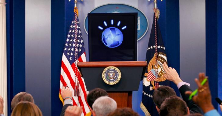 不管選哪個當總統都有政黨立場以及利益輸送問題,不如選個AI當總統怎麼樣?