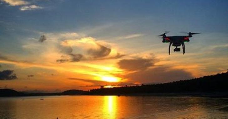 無人機這麼紅,簡單告訴你無人機的飛行原理