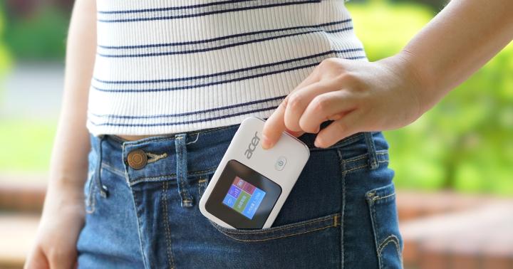 Acer LTE 無線隨身分享器動手玩,家用、旅行用都合適 | T客邦