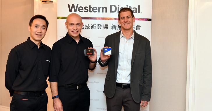 64 層 3D NAND 導入應用,WD 推出新版 Blue、Ultra 系列固態硬碟