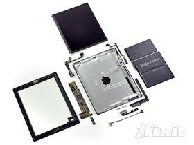 iPad 2 改了什麼?ifixit 拆給你看