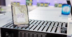 滿足更多元的儲存應用!COMPUTEX 2017 東芝與眾多合作夥伴展出多款主力產品!