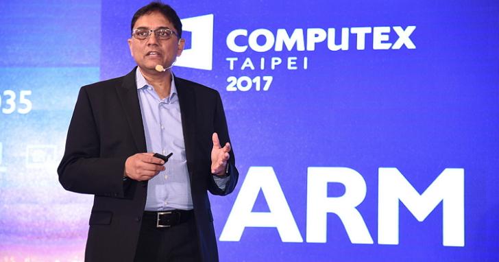 大物聯網時代來襲,ARM 物聯網事業群總裁談機會與挑戰