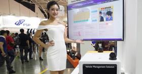 BenQ Computex 2017 「智慧零售」 「智慧製造」 「智慧醫療」 「智慧車輛管理」  完整解決方案 實踐自動化升級
