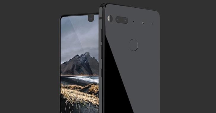 「手機廠商不該要你每年換手機」,Android 之父正式發表新手機「Essential」