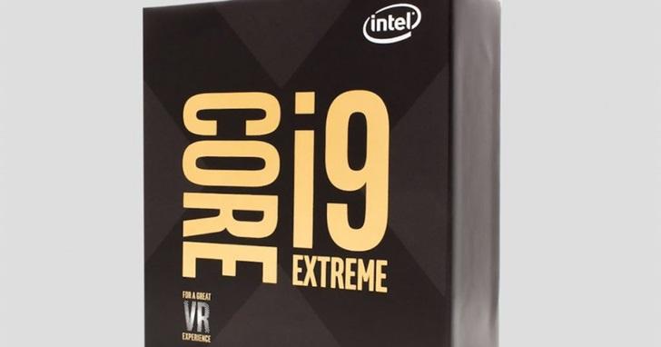 Intel 推出 Core-i9 7980EX 18 核心處理器,價格是跌破眼鏡的 2,000 美元