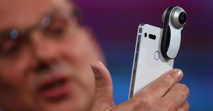 Essential Phone 還不夠,Android 之父還想做自己的 Google Glass