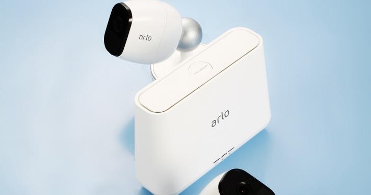 Netgear Arlo Pro- 室內戶外兩相宜,無線監控不間斷 | T客邦