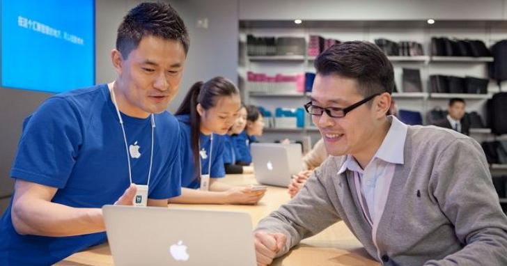 蘋果多名中國員工被捕,因為利用公司系統取得用戶手機號碼、姓名、Apple ID拿去販賣