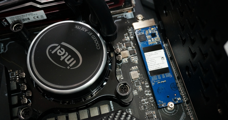傳統硬碟也能有感提升!Intel Optane memory 大幅提升開機與遊戲讀取速度