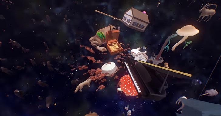 《Everything》遊戲的十分鐘宣傳片已成遊戲史經典,還獲得葛萊美獎提名最佳動畫短片