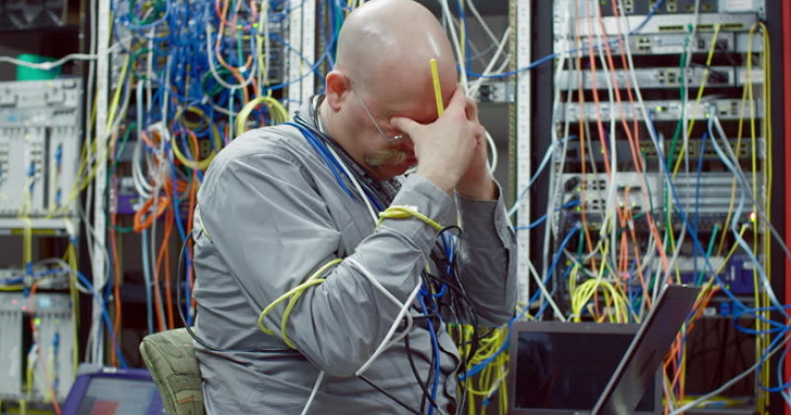 前網站管理員翻臉,荷蘭一間雲端主機公司所有用戶數據遭刪除、伺服器幾乎歸零