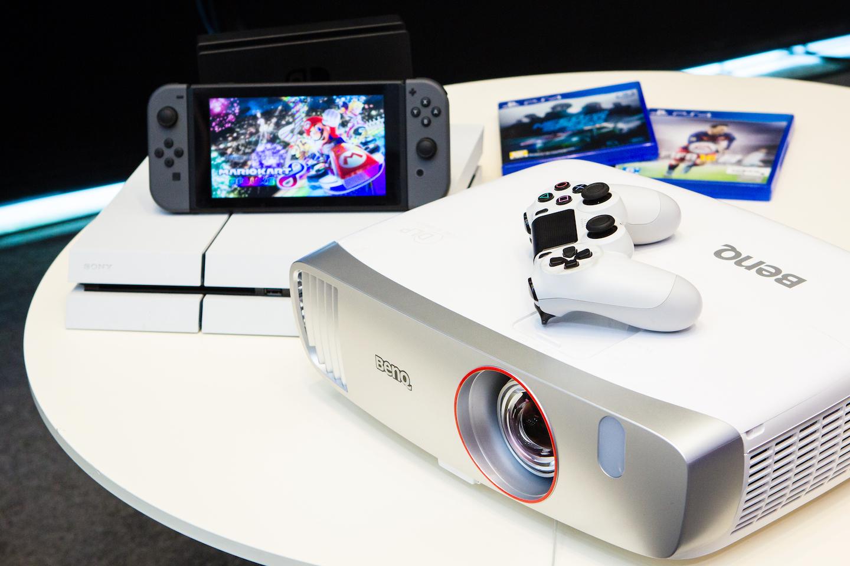 想玩 E3 電玩展推出的那些高畫質遊戲嗎?BenQ告訴你如何選擇適合玩高畫質電玩的視聽設備