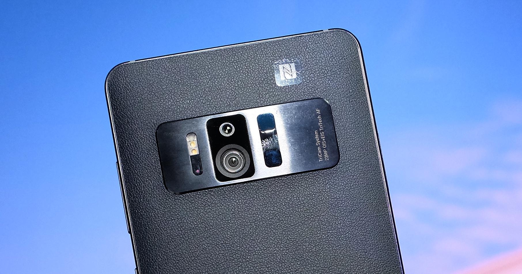 華碩 ZenFone AR 登場,台灣首款搭載 Tango 和 Daydream VR 手機