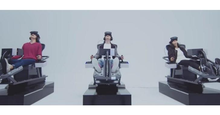 想打出《七龍珠》裡的龜派氣功、駕駛福音戰士初號機?日本 VR 娛樂中心「VR ZONE Shinjuku」都搞定