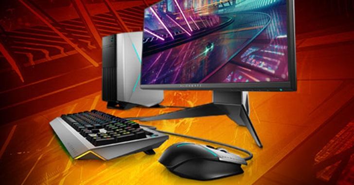 Alienware 在 E3 展中推出各式電競和高階 PC 產品,搭載 16 核心處理器的 Area 51 是亮點