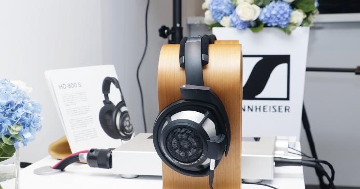 Sennheiser 首家台灣專門店開幕,特別展出鎮店之寶 HE1 靜電耳機