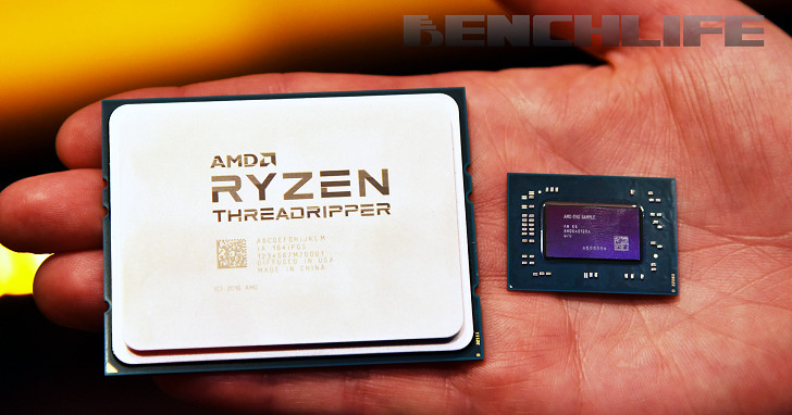 核心數多可以嚇人,AMD Ryzen Threadripper 1950X 測試數據曝光