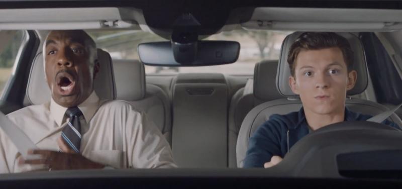 原來蜘蛛人是馬路三寶?Audi 新一代 A8 請來「彼得帕克」代言廣告
