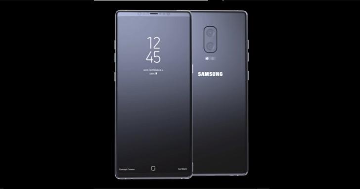 失去的一次討回?三星9月將出旗下史上最貴手機Galaxy Note8,售價近1000歐元