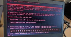 新型勒索病毒 Petya 在歐洲爆發並迅速蔓延!這次鎖定的目標是銀行、機場和公家機關電腦