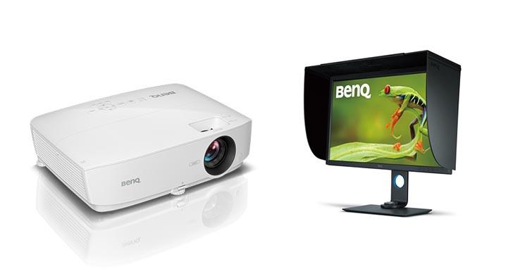 BenQ台北多媒體展 投影機螢幕全線機種到齊 超值贈品 優惠售價 打響暑期第一波