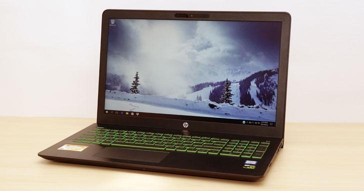 工作娛樂皆宜的移動電競新選擇:HP Pavilion Gaming 15-cb011T 開箱與深度評測!
