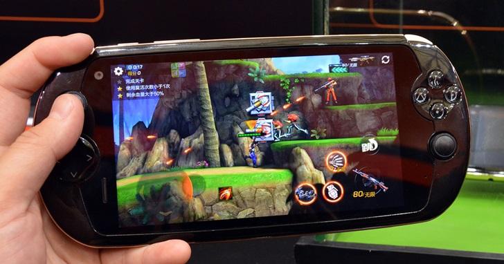 Android 和 PS Vita 跨界出擊?這其實是中國廠商推出的遊戲用手機