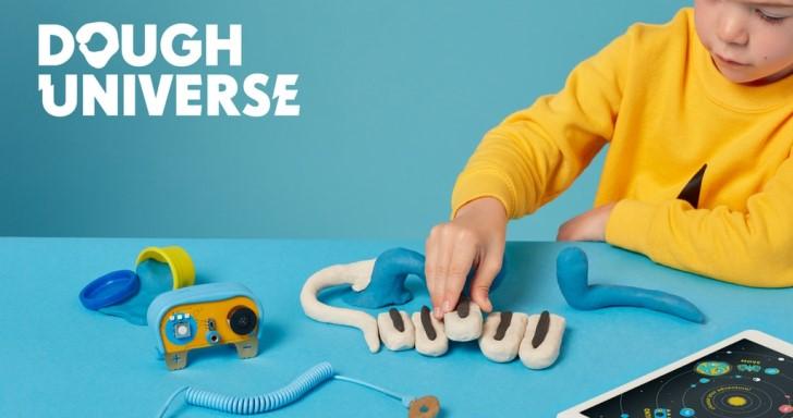 可導電的黏土能做什麼?是小朋友喜歡的科學玩具